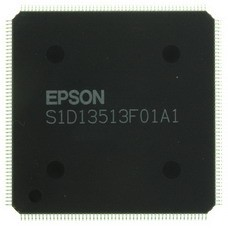S1D13513F01A100|Epson Electronics America Inc-Semiconductor Div