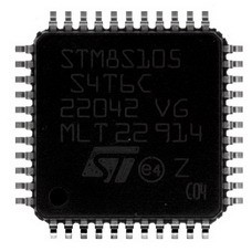 STM8S105S4T6C|STMicroelectronics