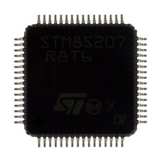 STM8S207R8T6|STMicroelectronics